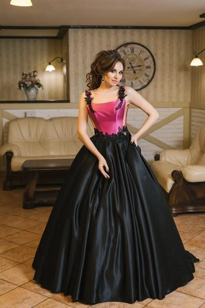 Evening Dress Wedboom v-011