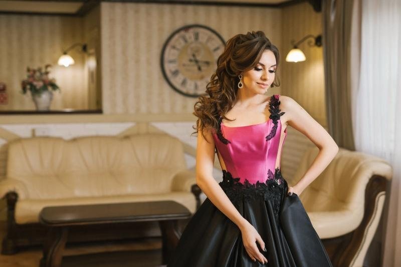 Вечернее платье Wedboom v-011