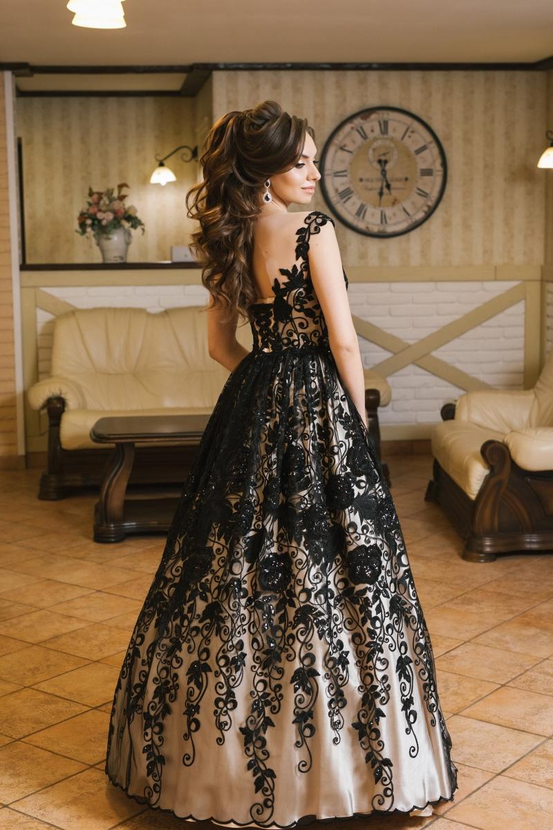 Вечернее платье Wedboom v-012