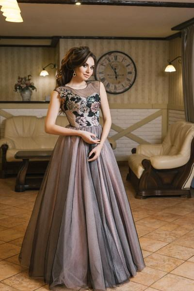 Abendkleid Wedboom v-013