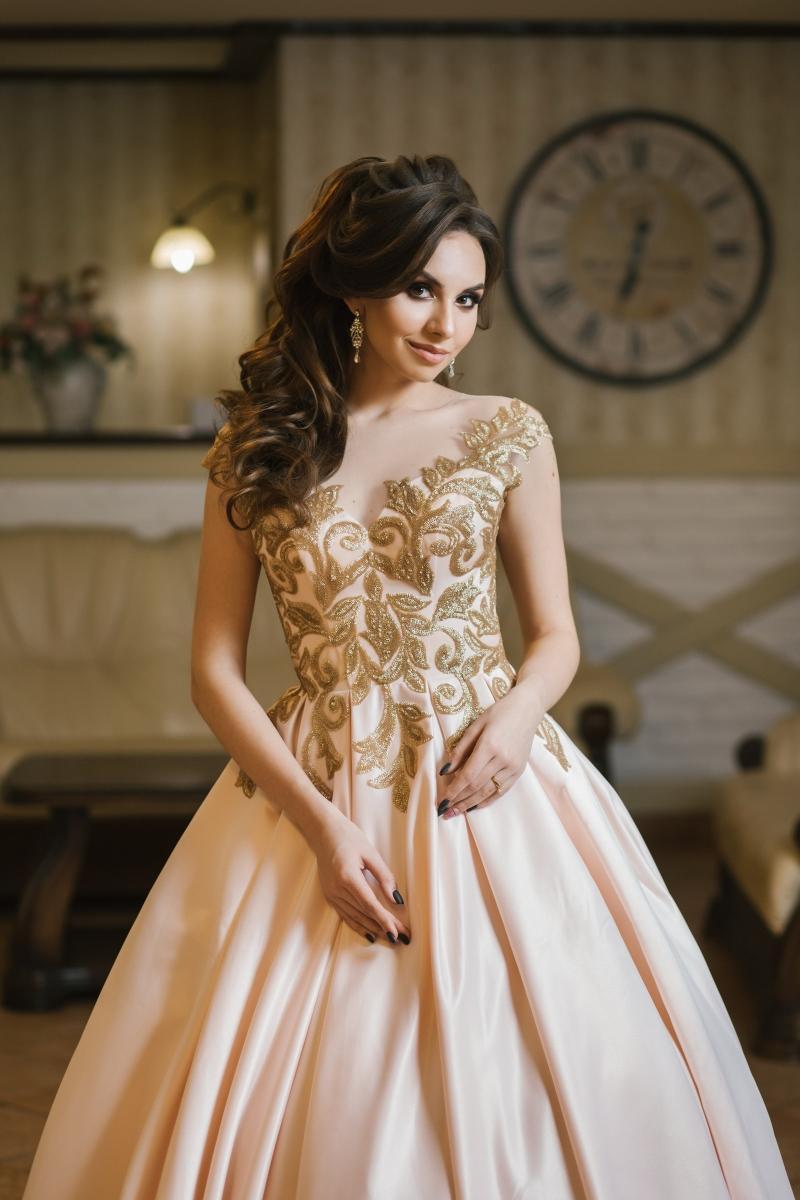 Вечернее платье Wedboom v-015