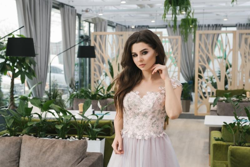 Вечернее платье Wedboom v-019