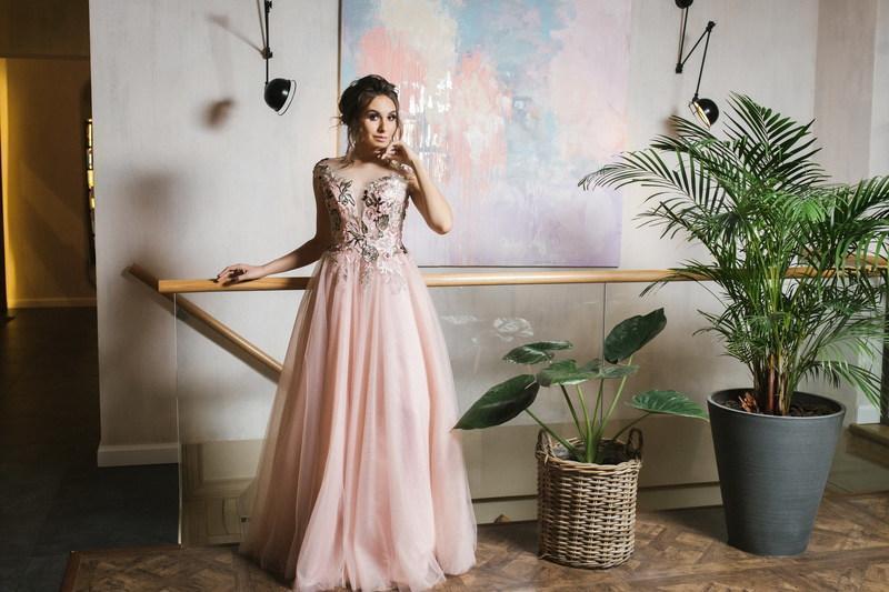 Вечернее платье Wedboom v-021