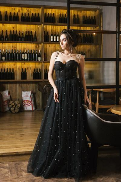 Evening Dress Wedboom v-023