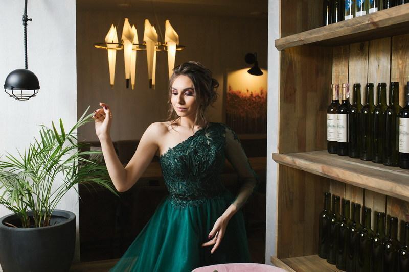 Вечернее платье Wedboom v-025