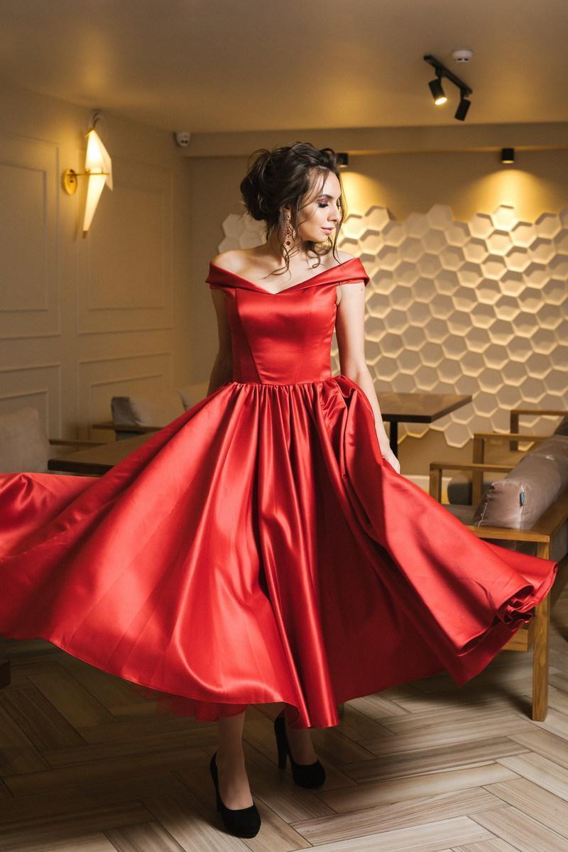 Вечернее платье Wedboom v-030