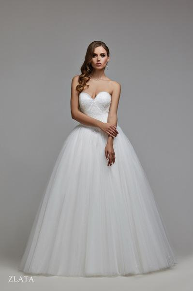 Svatební šaty Viva Deluxe Zlata